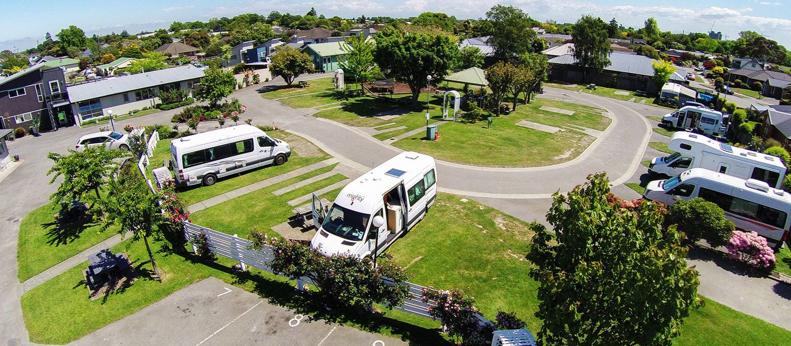 Campervan Sites Christchurch
