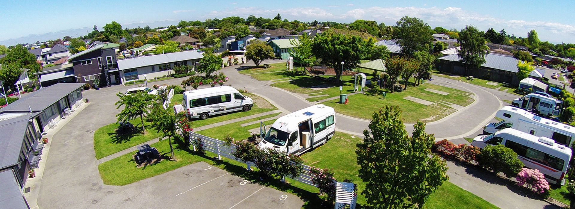 Camping Sites Christchurch