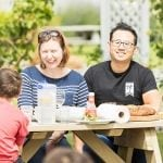 Family Moments At Amber Kiwi Holiday Park In Christchurch