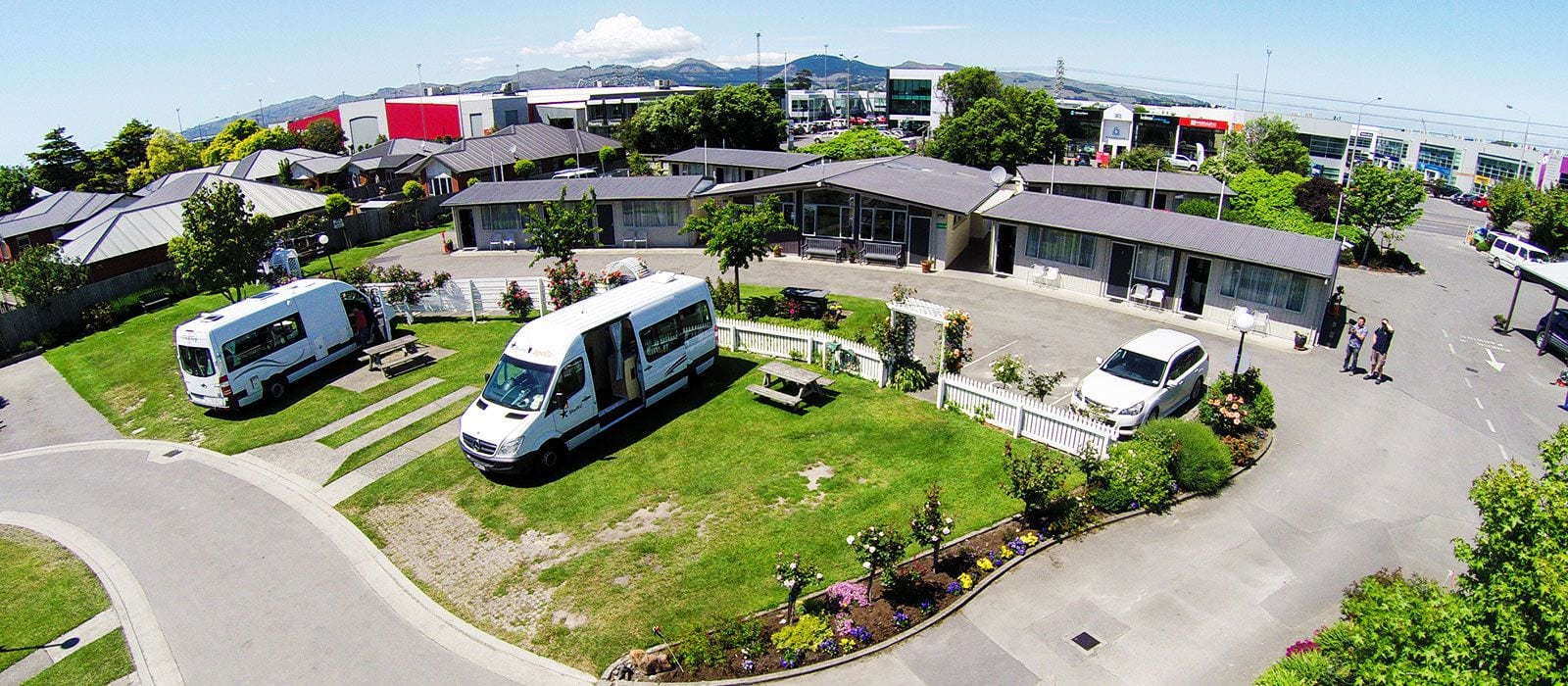 Powered Camping Sites Christchurch